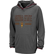 Colosseum Youth Arizona State Sun Devils Grey Narf! Pullover Hoodie