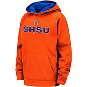 Colosseum Youth Sam Houston Bearkats Orange Pullover Hoodie