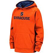 Colosseum Youth Syracuse Orange Orange Pullover Hoodie