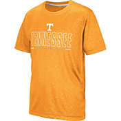 Colosseum Youth Tennessee Volunteers Tennessee Orange Geoweb T-Shirt