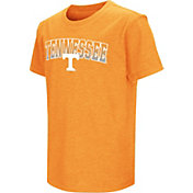 Colosseum Youth Tennessee Volunteers Tennessee Orange Dual Blend T-Shirt