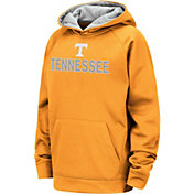 Colosseum Youth Tennessee Volunteers Tennessee Orange Pullover Hoodie