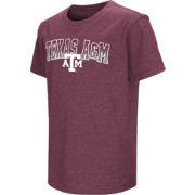 Colosseum Youth Texas A&M Aggies Maroon Dual Blend T-Shirt