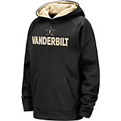 Colosseum Youth Vanderbilt Commodores Pullover Black Hoodie