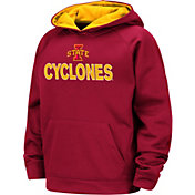Colosseum Boys' Iowa State Cyclones Cardinal Pullover Hoodie