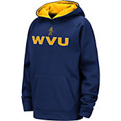 Colosseum Youth West Virginia Mountaineers Blue Pullover Hoodie