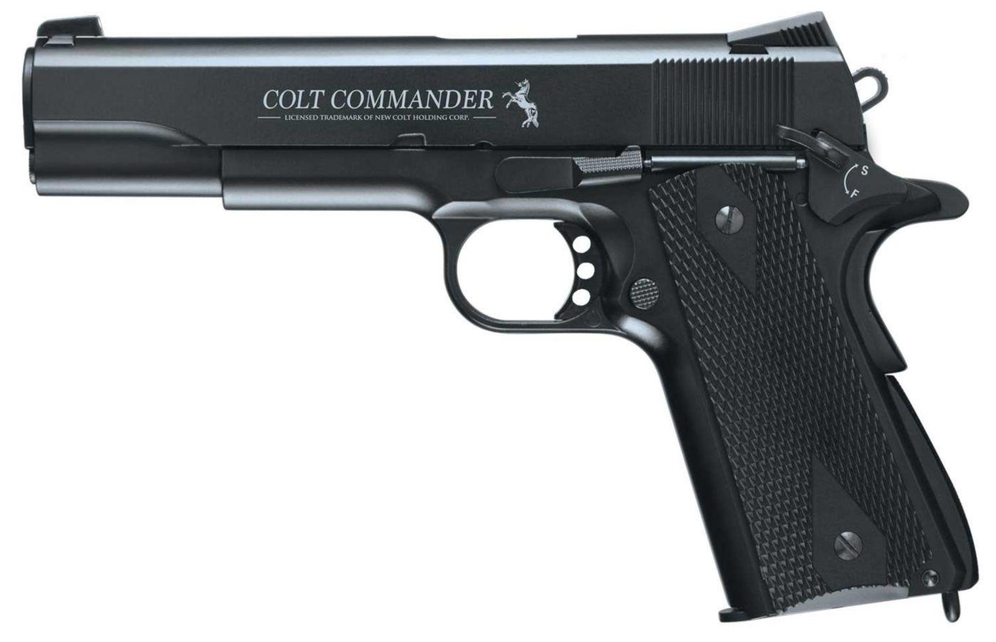 Colt Commander .177 Cal BB Gun