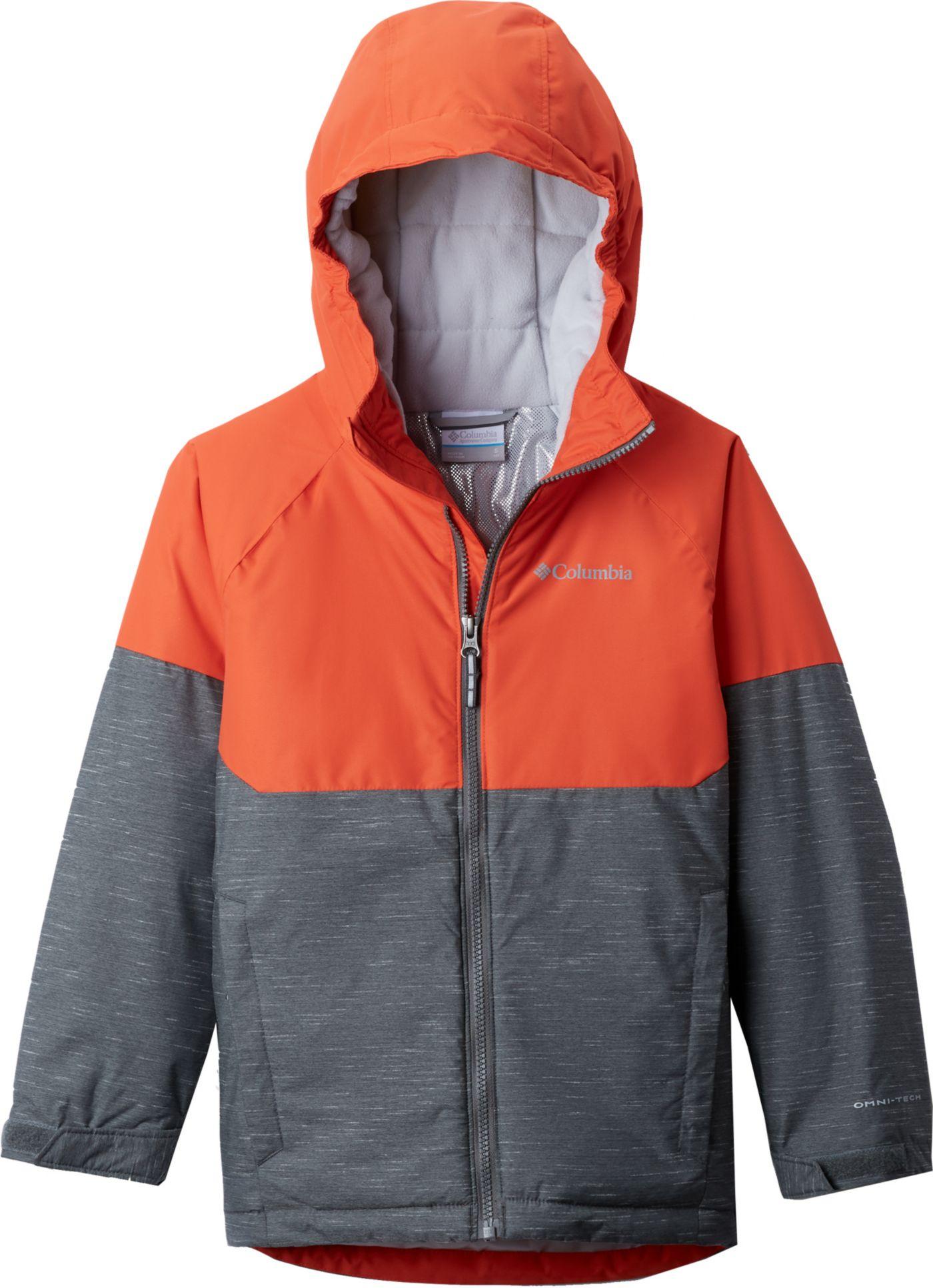 Columbia Boys' Alpine Action II Winter Jacket