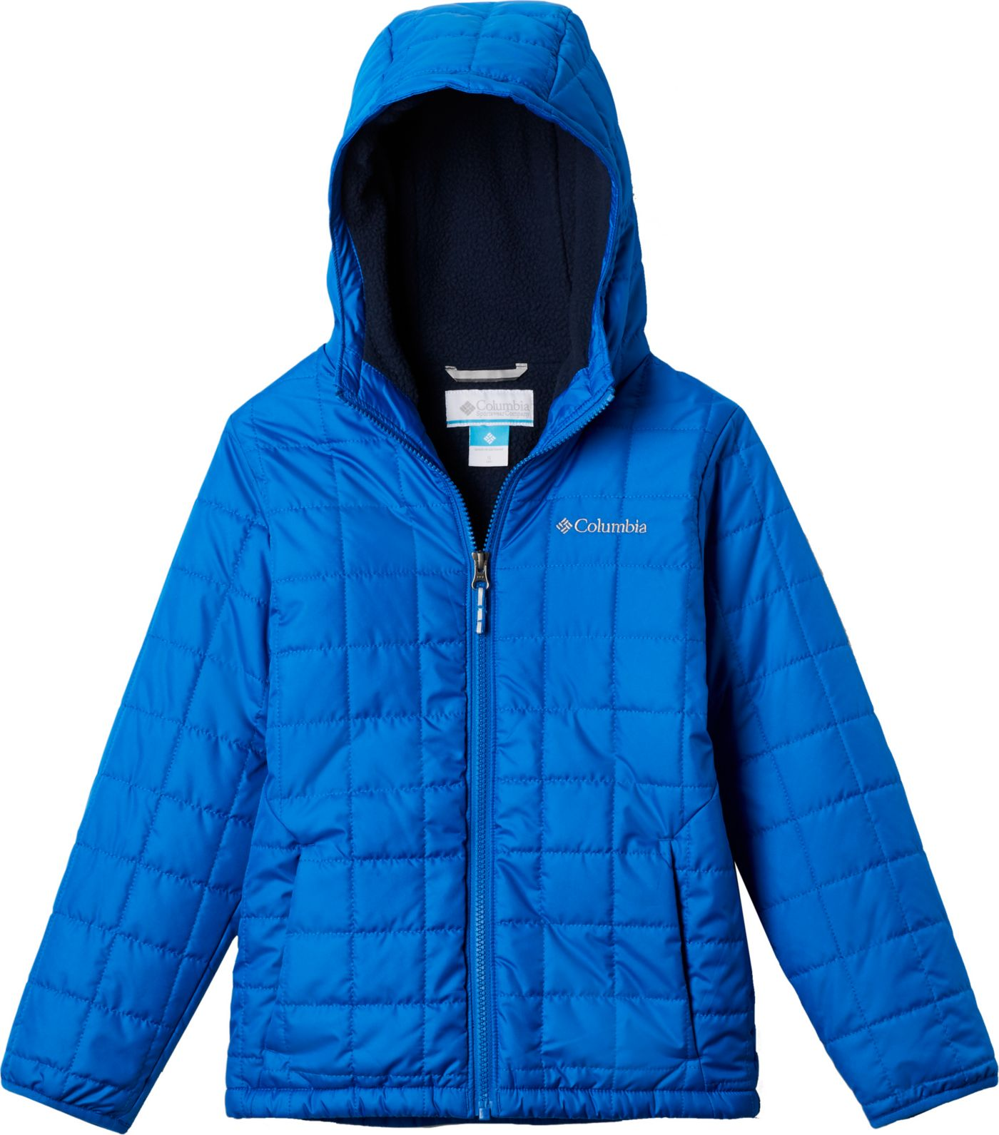 Columbia Boys' Rugged Ridge Sherpa Lined Jacket