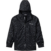 Columbia Boys' Rain Scape Jacket
