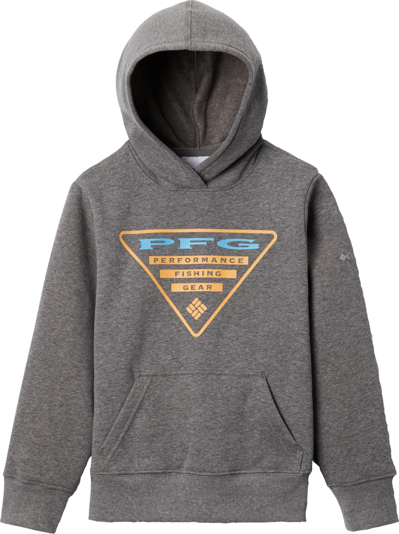 Columbia Boys' PFG Triangle Hoodie