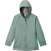 Columbia Girls' City Trail Rain Jacket