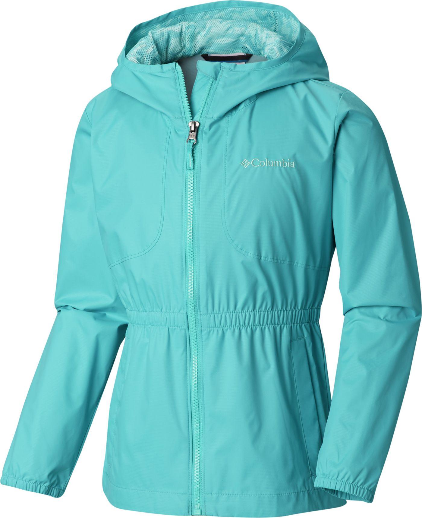 Columbia Girls' Dollia Rain Jacket