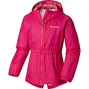 Columbia Girls' Dollia Rain Jacket
