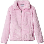 Columbia Girls' Fire Side Sherpa Full Zip Jacket