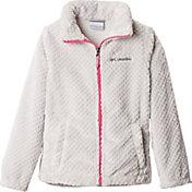 Columbia Girls' Fire Side Sherpa Full Zip Jacket