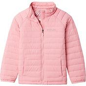 Columbia Girls' Powder Lite Jacket