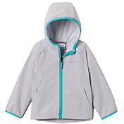 Columbia Girls' Rocky Range Softshell Jacket