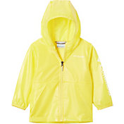 Columbia Girls' Translucent Trail Rain Slicker