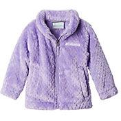 Columbia Infant Fire Side Sherpa Full Zip Fleece Jacket