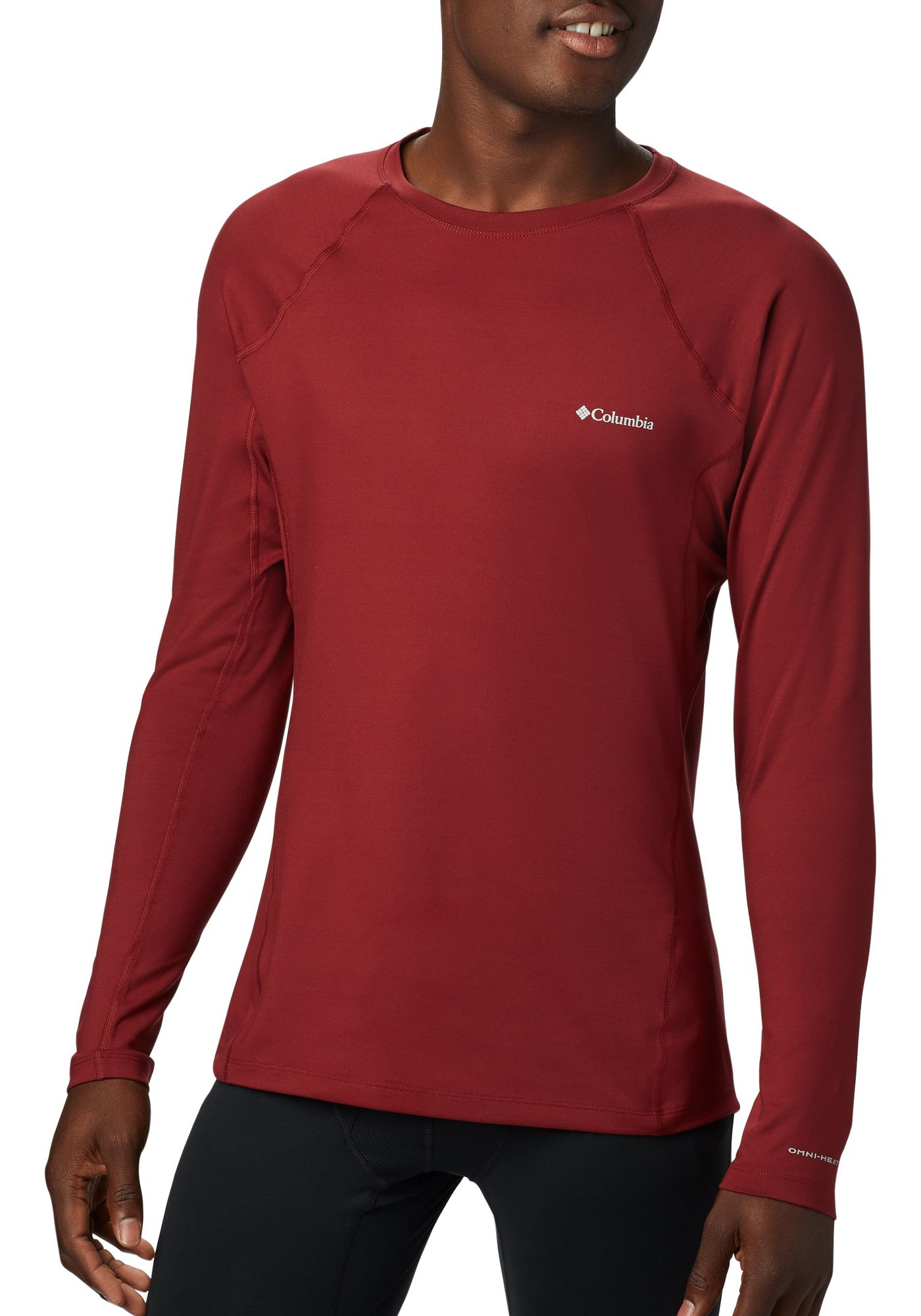 Columbia Men's Heavyweight Stretch Long Sleeve Shirt
