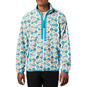 Columbia Men's Back Bowl Lightweight Fleece Full Zip Jacket