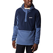 Columbia Men's Basin Trail 1/2 Snap Fleece Hoodie
