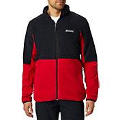 Columbia Men's Basin Trail Fleece Full Zip Jacket