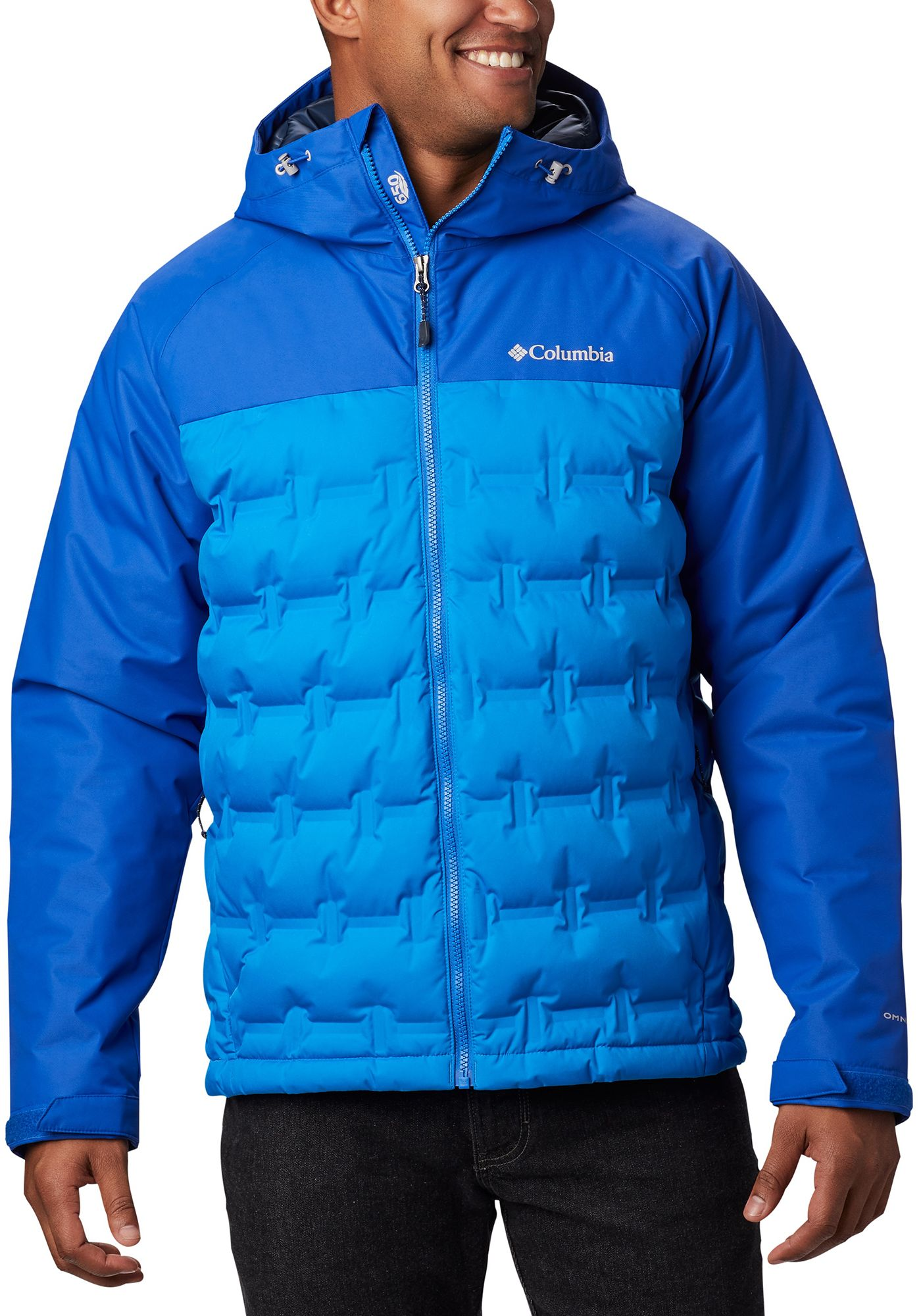 Columbia Men's Grand Trek Down Jacket