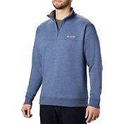 Columbia Men's Hart Mountain 1/2 Zip Pullover (Regular and Big & Tall)