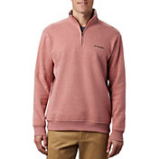 Columbia Men's Hart Mountain 1/2 Zip Pullover (Regular and Big & Tall)