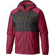 Columbia Men's Atlanta United Flash Forward Red Full-Zip Windbreaker Jacket