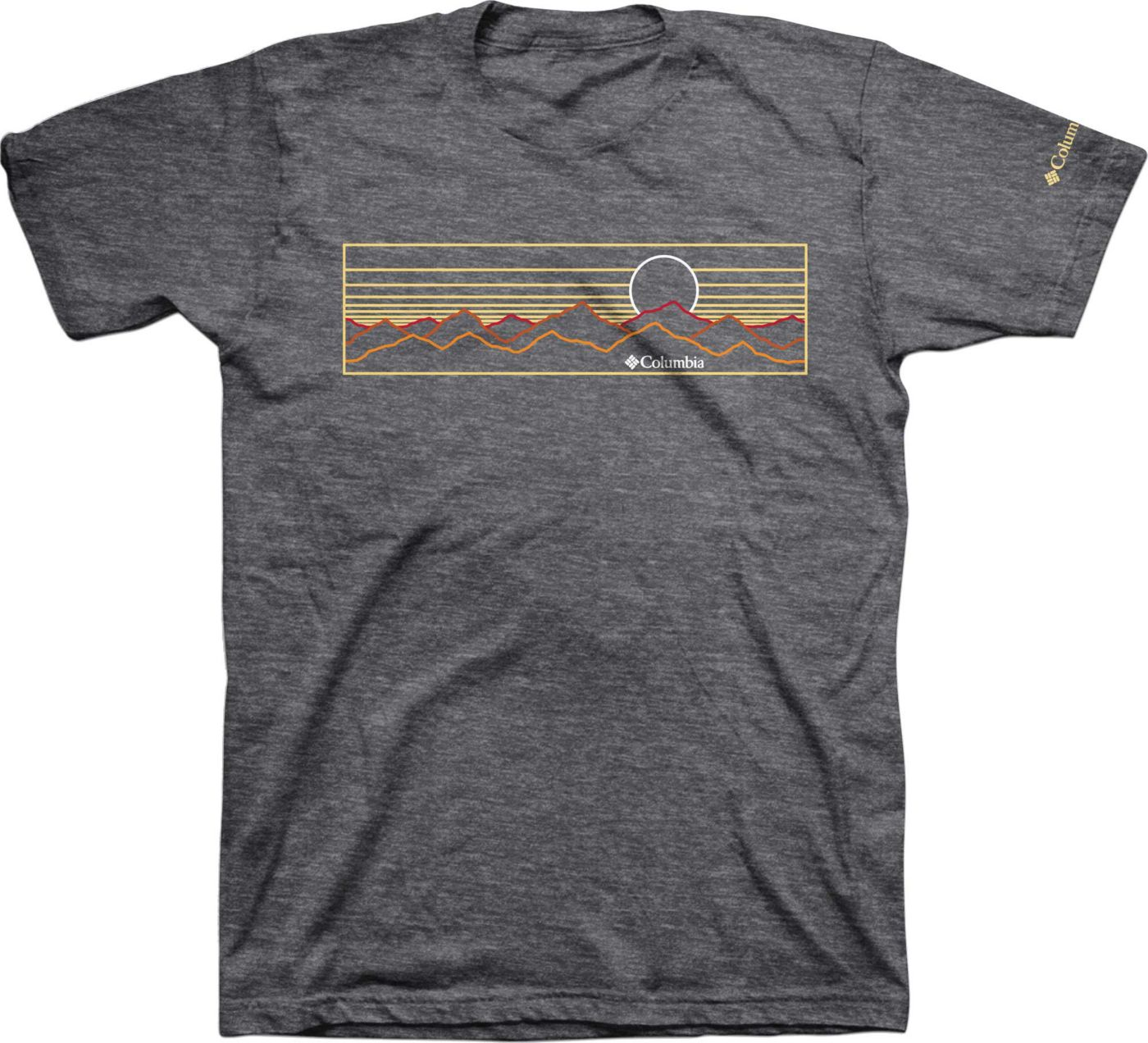 Columbia Men's Mountain Sunrise Short Sleeve T-Shirt