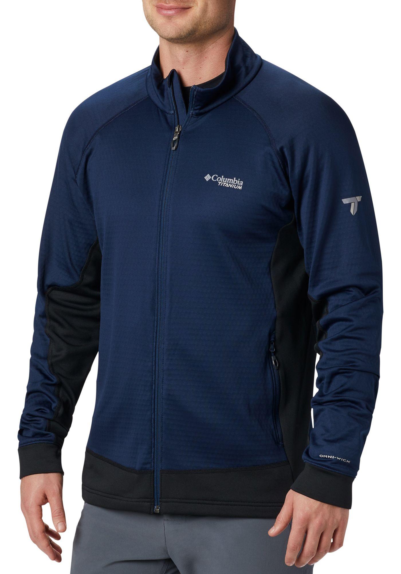Columbia Men's Mount Defiance Jacket