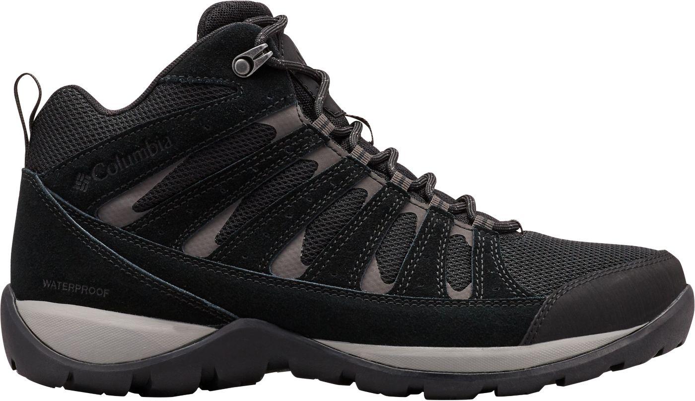 Columbia Men's Redmond V2 Mid Waterproof Hiking Boots