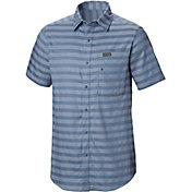 Columbia Men's Shoals Point Short Sleeve Button Down Shirt
