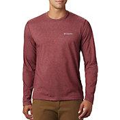 Columbia Men's Thistletown Park Long Sleeve Crew T-Shirt (Regular and Big & Tall)