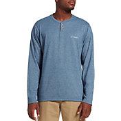 Columbia Men's Thistletown Park Long Sleeve Henley Shirt