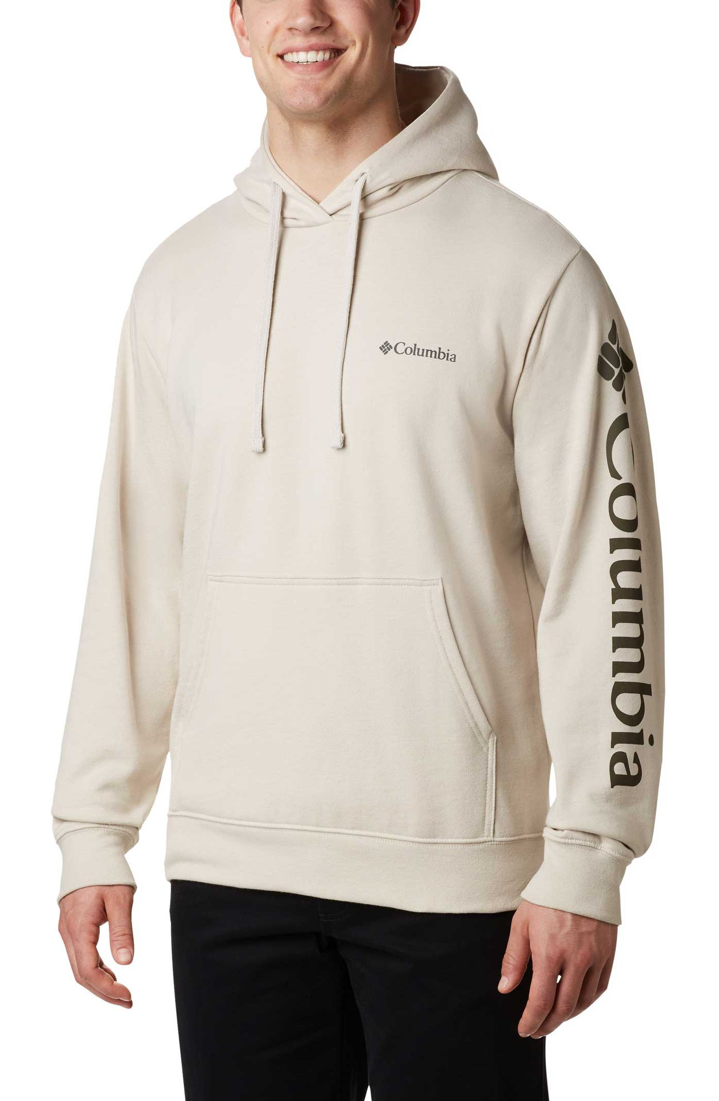 Columbia Men's Viewmont II Sleeve Graphic Hoodie