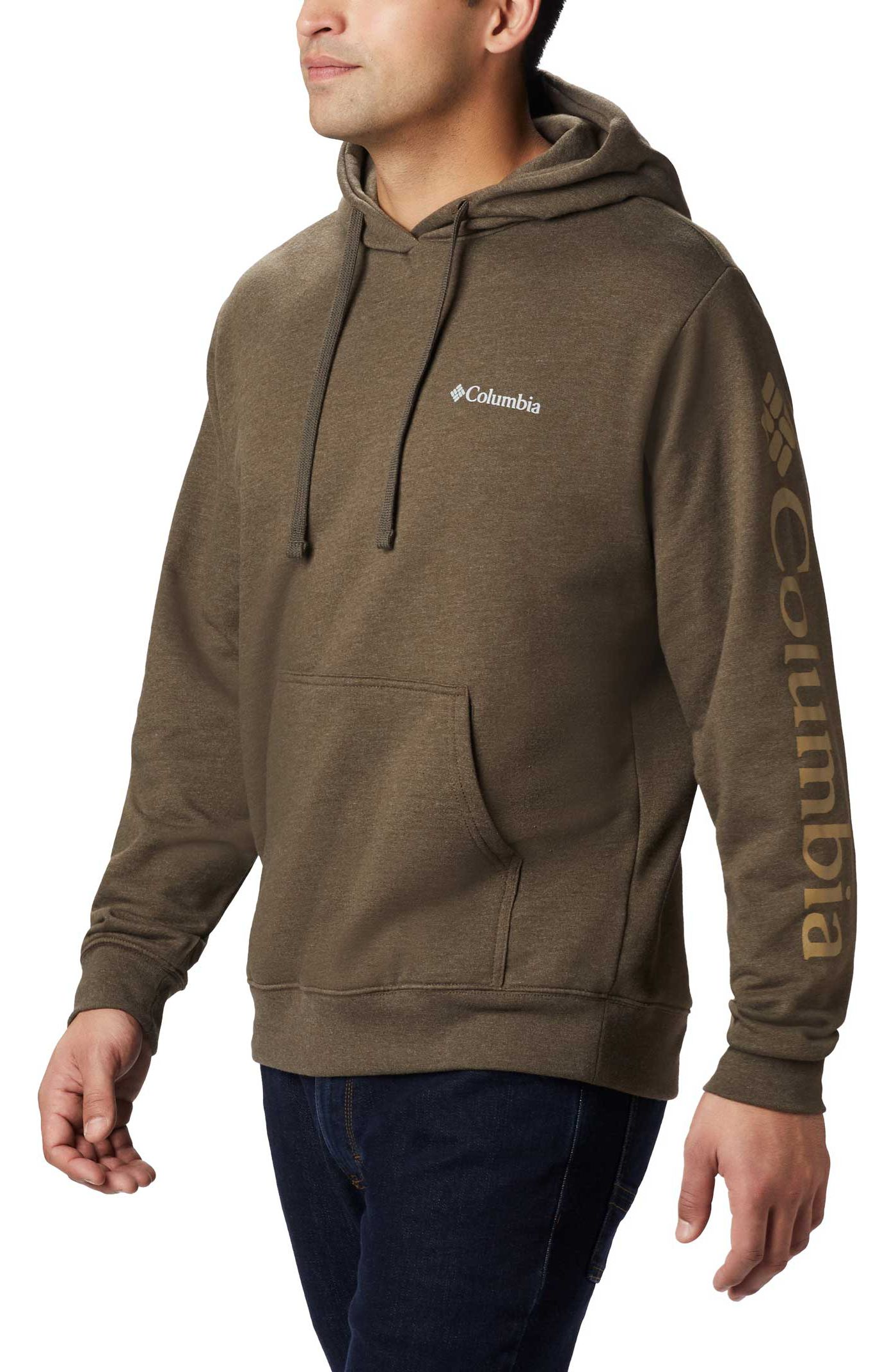 Columbia Men's Viewmont II Sleeve Graphic Hoodie