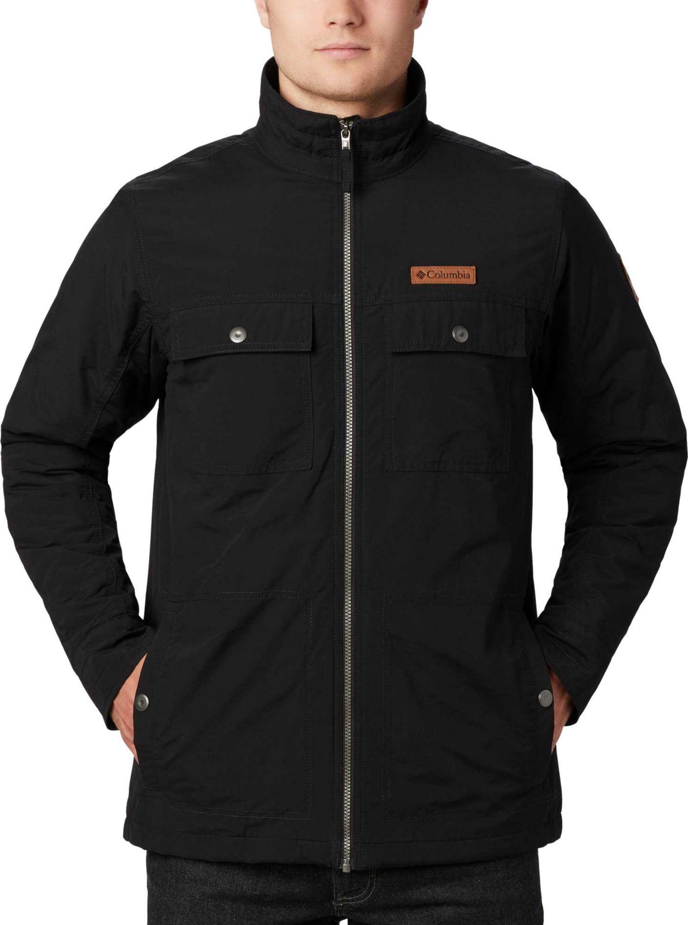 Columbia Men's Wheeler Lodge Casual Jacket