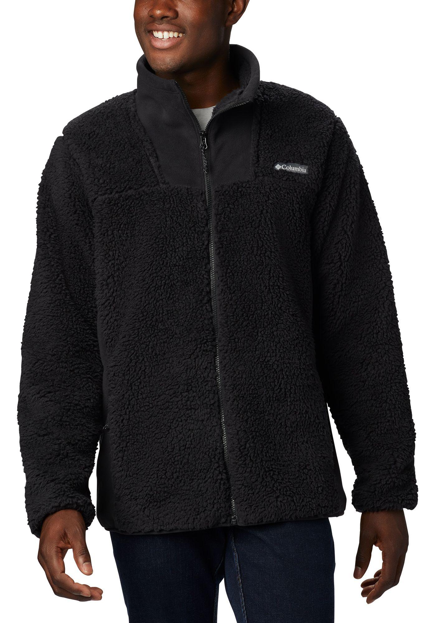 Columbia Men's Winter Pass Fleece Full Zip Jacket
