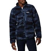 Columbia Men's Winter Pass Print Fleece Full Zip Jacket
