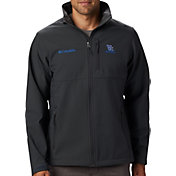 Columbia Men's Kentucky Wildcats Grey Ascender Jacket