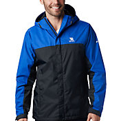 Columbia Men's Kentucky Wildcats Blue Glennaker Storm Jacket