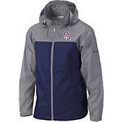 Columbia Men's Arizona Wildcats Grey/Navy Glennaker Lake II Jacket