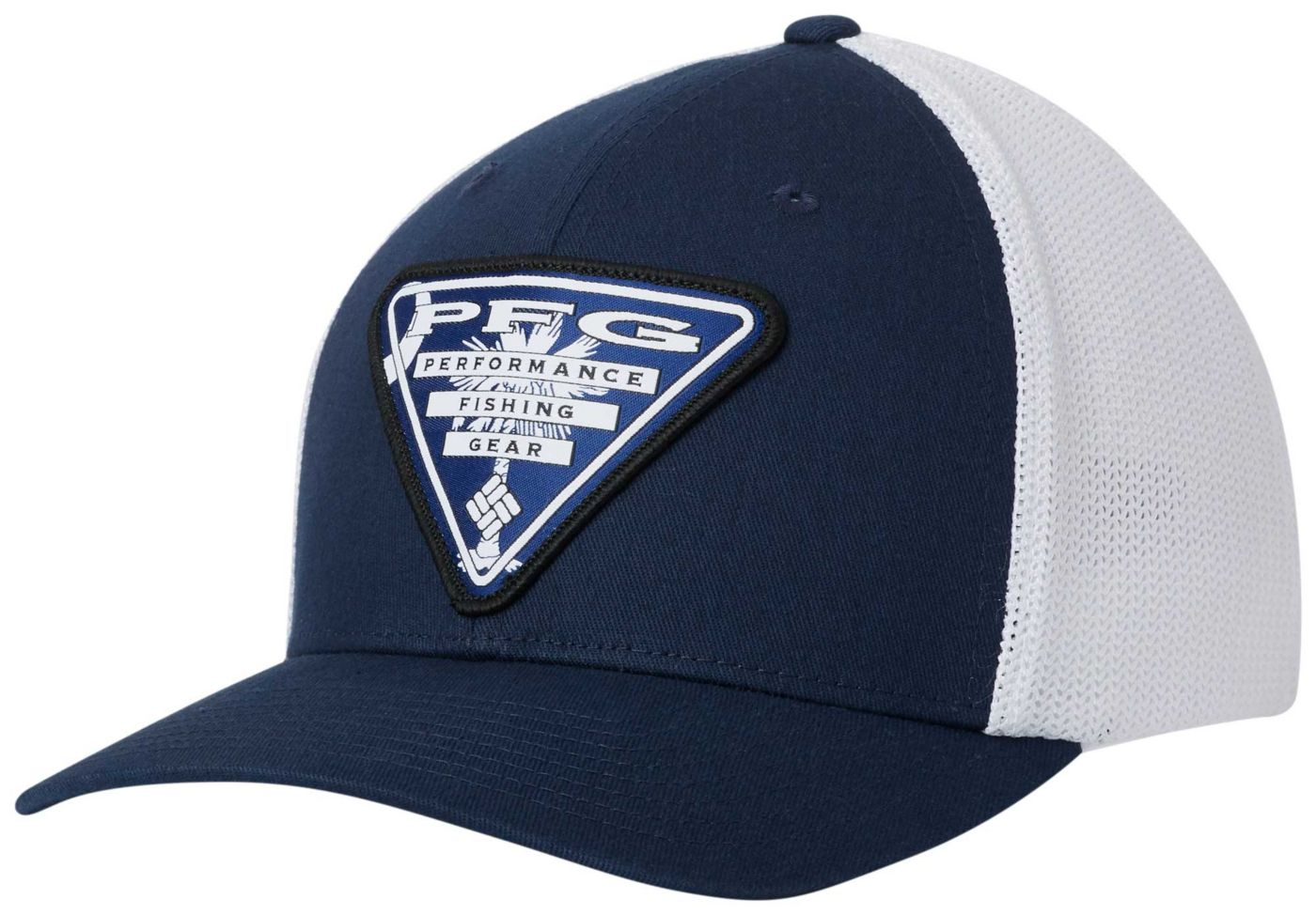 Columbia Men's PFG Mesh Stateside Ball Cap