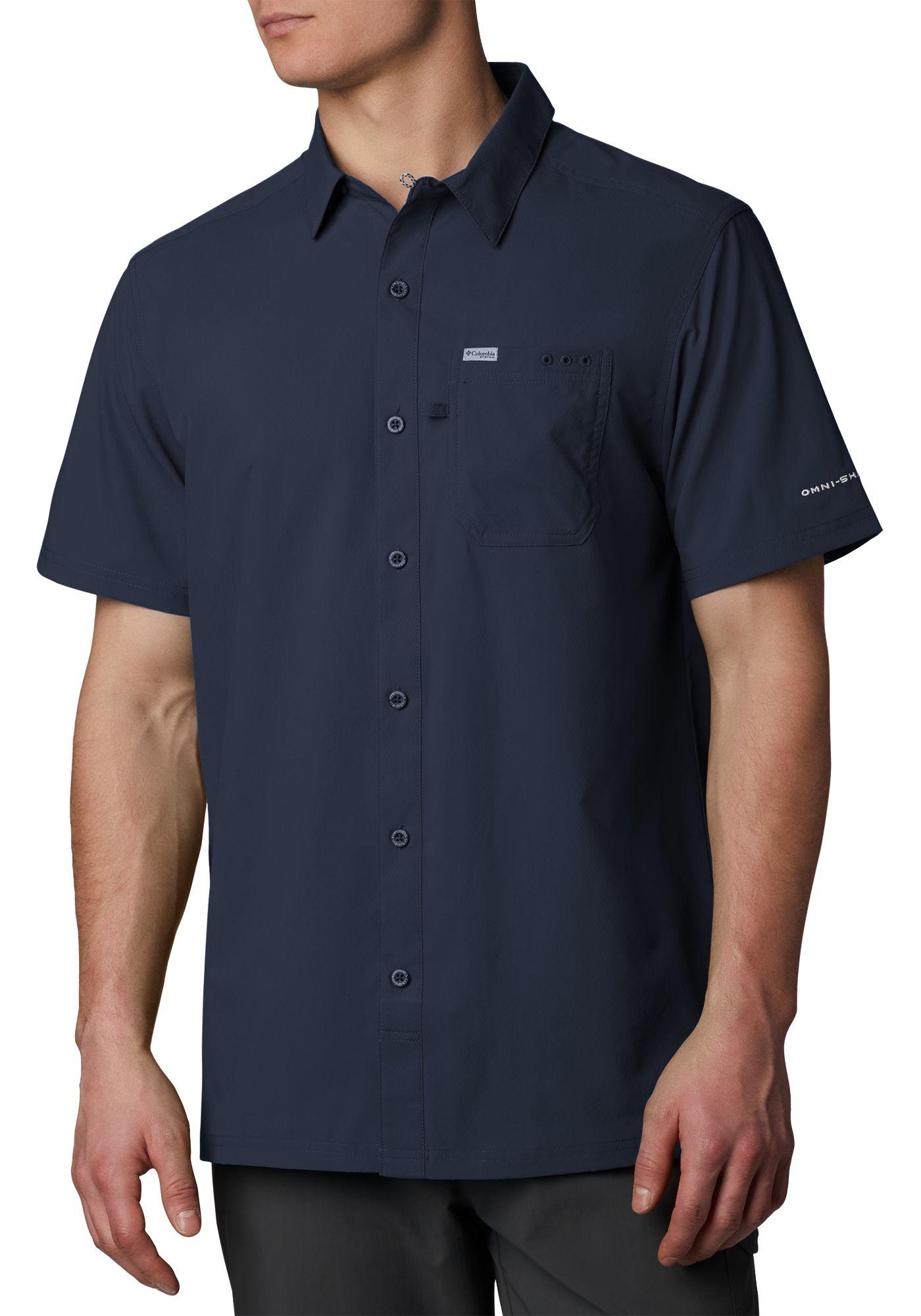 Columbia Men's PFG Slack Tide Camp Shirt (Regular and Big & Tall)