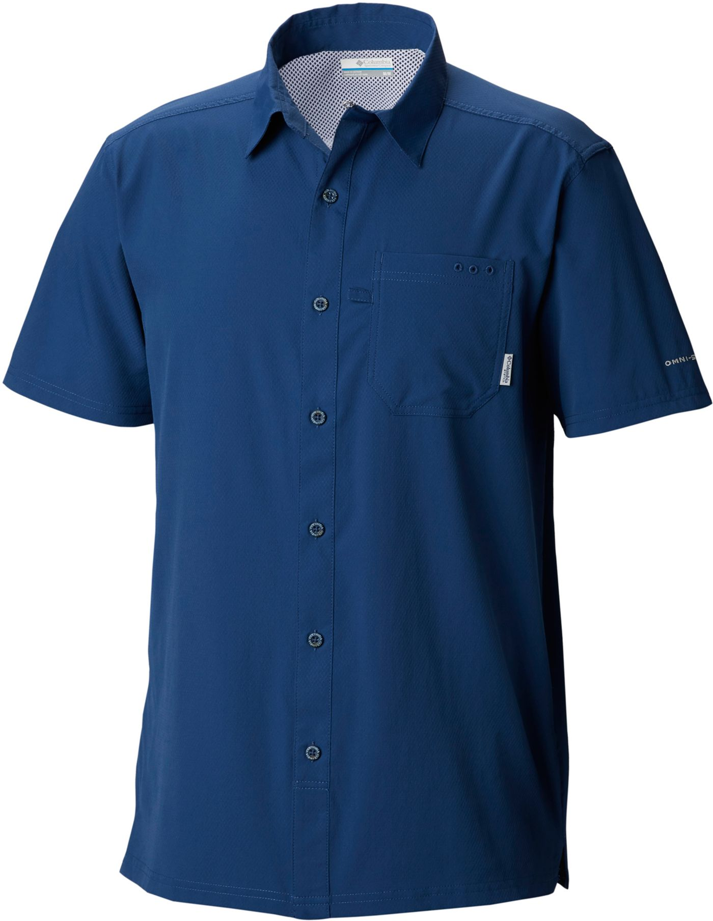Columbia Men's Slack Tide Camp Short Sleeve Button Down Shirt