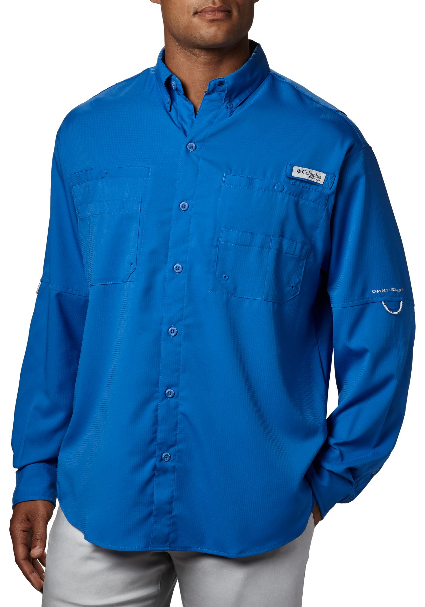 Columbia Men's Tamiami II Long Sleeve Shirt (Regular and Big & Tall)